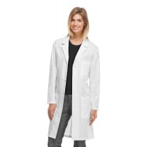 "MGH Institute of Health Professions Cherokee Unisex 40"" Lab Coat #1346"