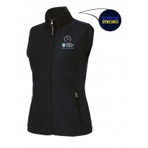 Charles River Women's Ridgeline Fleece Vest - Westwood-Mansfield Pediatric Associates