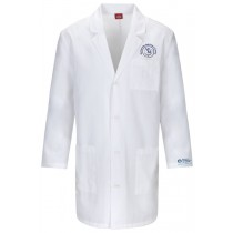 "Dickies 37"" Unisex Lab Coat #83402 - Westwood-Mansfield Pediatric Associates"