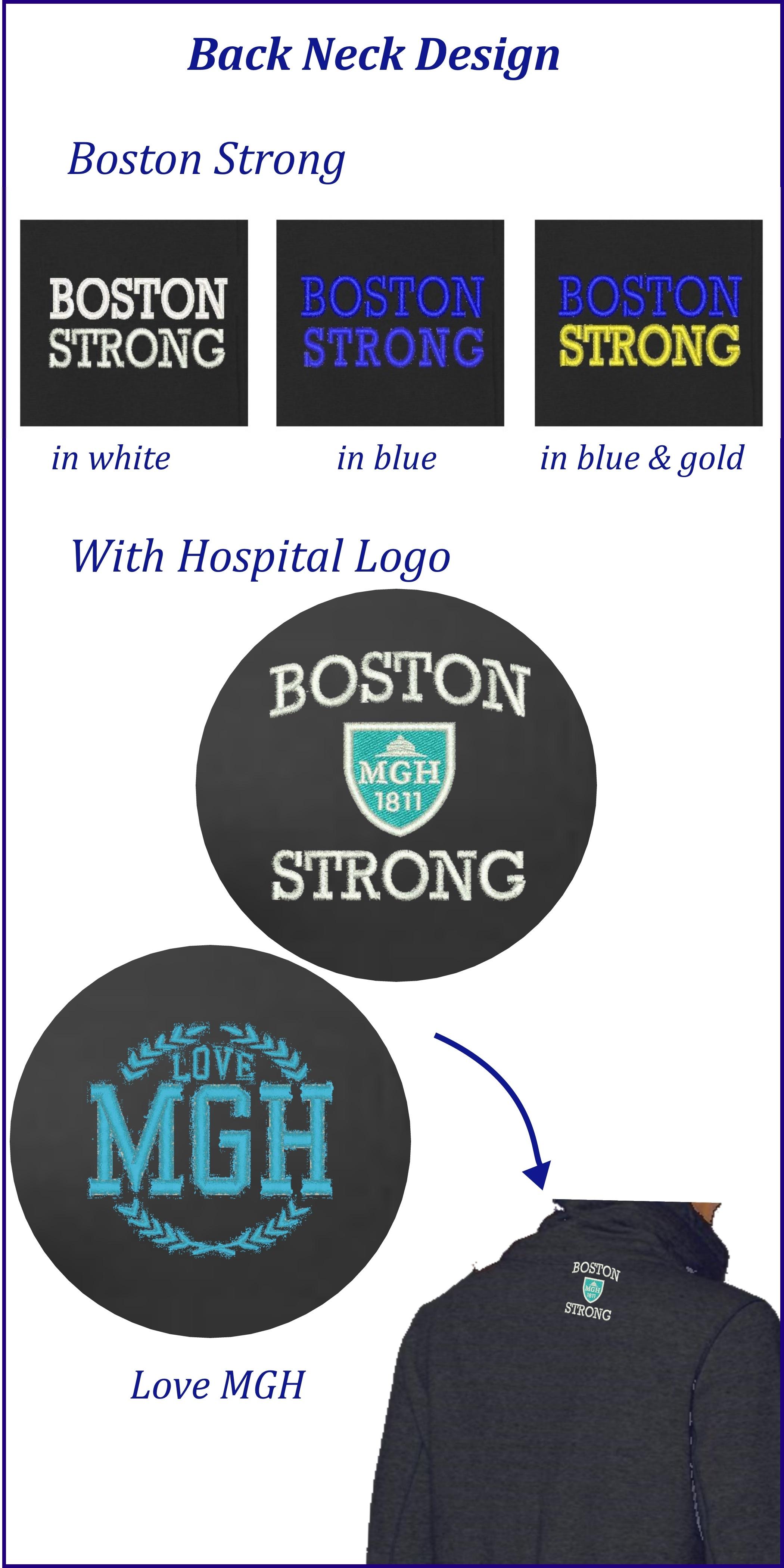 Allen's Hospital Uniforms MGH Waltham - Hospitals K-M - Hospitals