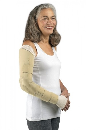 25558c22b8 Allen's Hospital Uniforms Sigvaris CompreFLEX Arm Sleeve - Sigvaris ...