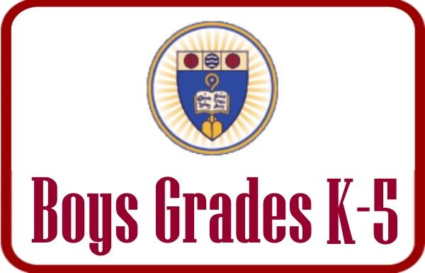 Boys Grades K-5