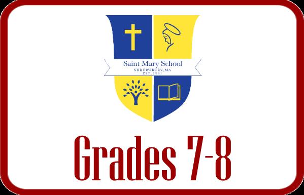 Saint Mary Grades 7-8