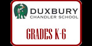 Chandler Elementary Boys K-6