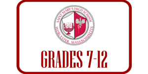 St. Mary's High School Grades 7-12
