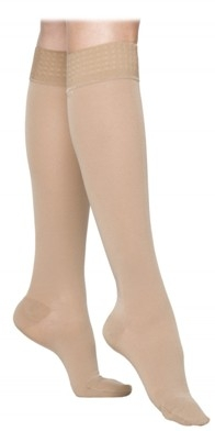 Sigvaris 860 Opaque for Women Calf High