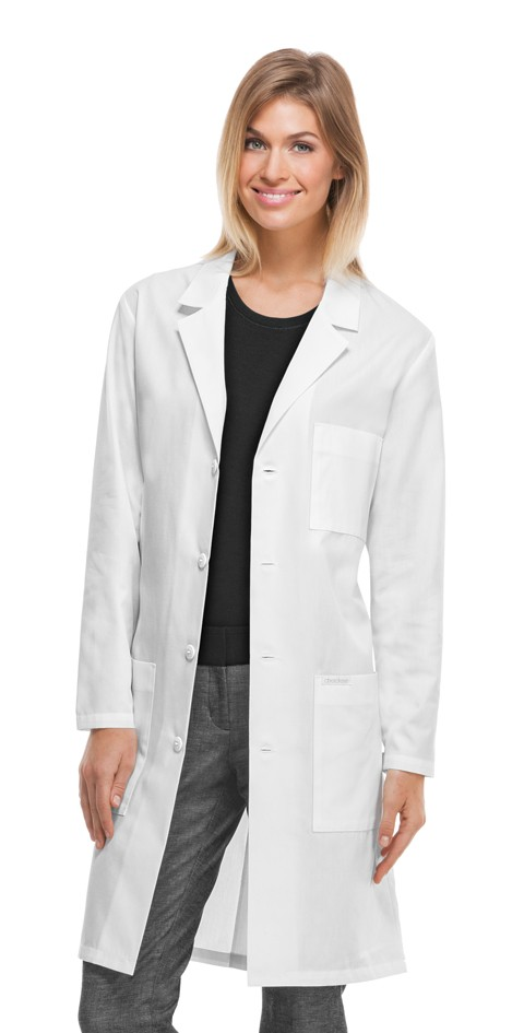 "Cherokee Unisex 40"" Lab Coat #1346"