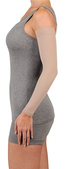 Juzo Soft 2001 Armsleeve 20-30 mmhg with Silicone Border #2001AC