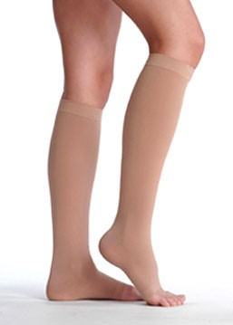 Juzo Dynamic Knee High Stockings 30-40 mmHg #3512-AD
