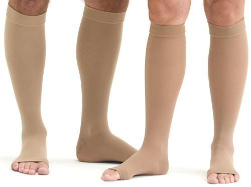 Mediven Plus Knee Highs 40-50 mmhg, Open Toe