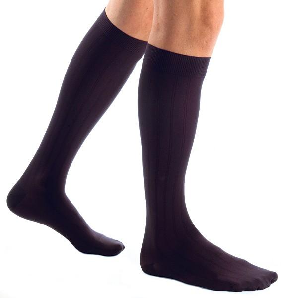 Mediven for Men Classic Knee High 15-20mmhg, Closed Toe