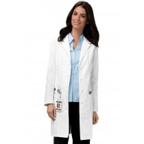 "UMass Boston CCER Cherokee 36"" Women's Lab Coat #2319"