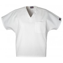 Cherokee Unisex 3 Pocket V-Neck Scrub Top # 4777-RC