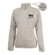 Suffolk County Sheriff's Dept Charles River Women's Heathered Fleece Pullover