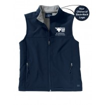 Caring for a Cure Charles River Women's Classic Soft Shell Vest