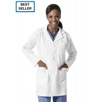 "WonderWInk Origins Unisex 33.5"" Lab Coat #7106"