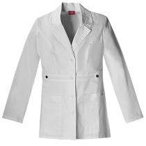 """MGH Institute of Health Professions Dickies Women's 28"""" Youtility Lab Coat #82408"""