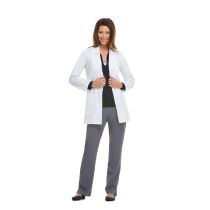 """MGH Institute of Health Professions Dickies Women's 32"""" Lab Coat #84400"""