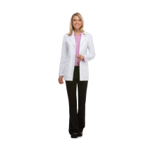 """MGH Institute of Health Professions Dickies Women's 29"""" Lab Coat #84405"""