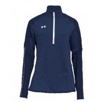 Under Armour Women's Qualifier Hybrid 1/2 Zip #1327446