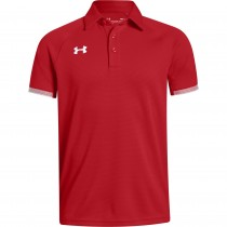 UA Rival Boys' Golf Polo Shirt #1305860