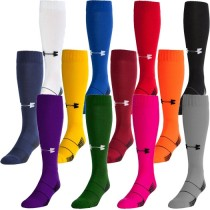 UA Team Over-The-Calf Socks # 1270244