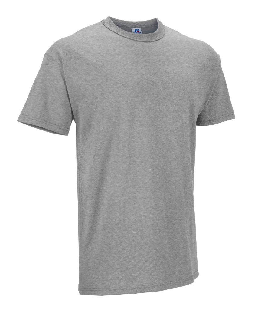 Russell Athletic 64030MK Adult Nublend Short Sleeve Tee Shirts