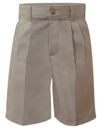 HFA Boys Pleated Shorts #7047