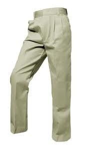 HFA Boys Pleated Pants #7062