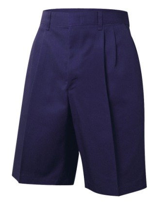 Prep & Mens  Pleated Shorts #7030M