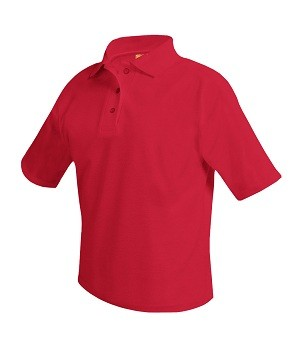 PCA A+ Brand Short Sleeve Polo #8760