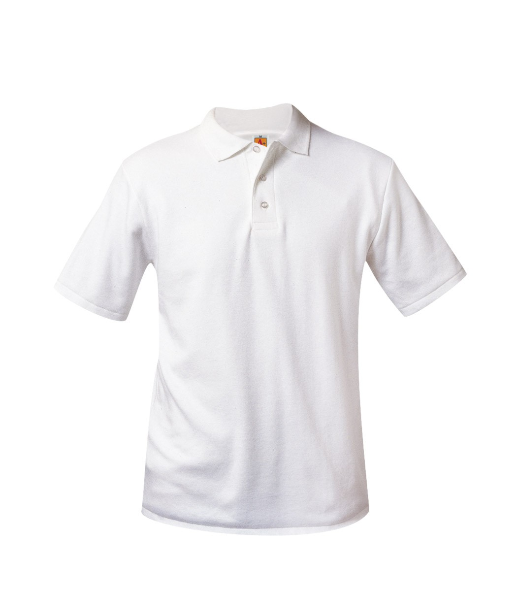 ASM A+ Brand Short Sleeve Polo #8760