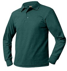 HFA Long Sleeve Polo