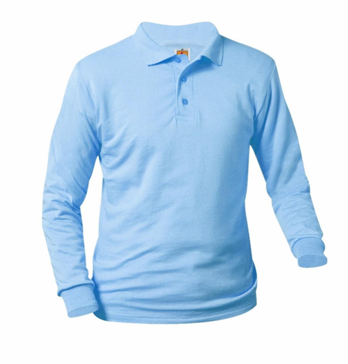 ASM A+ Long Sleeve Polo #8766