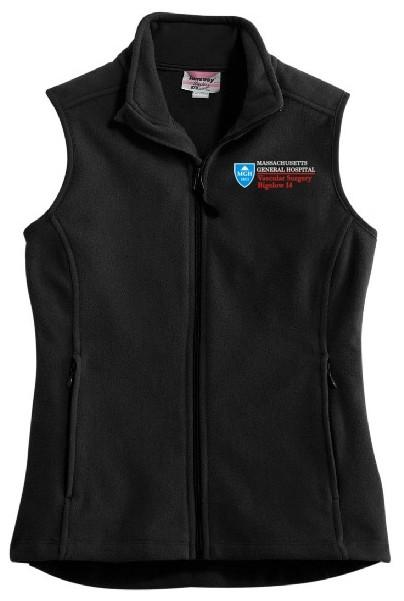 CCSC Women's Micro Fleece Vest