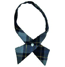 PCA  Plaid Cross Tie