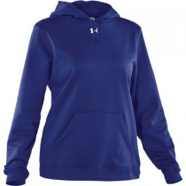 Womens UA Hoody with Running Devils Tackle Twill