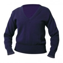 ASM V-Neck Pullover Sweater