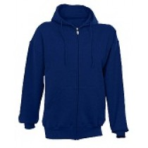 Unisex Russell Full Zip Fleece Hoody