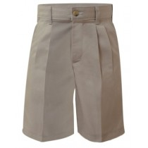 HFA Boys Pleated Shorts