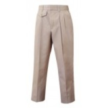 Girls Pleated Pants