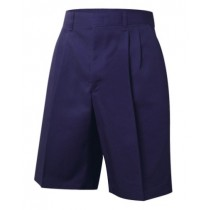 Prep & Mens  Pleated Shorts #7030M
