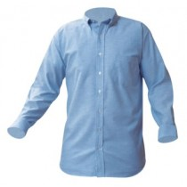 Boys Long Sleeve Oxford #8066