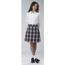 AKFC Girls Box Pleat Skirt #134 Grades 4-7