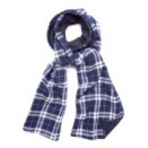 Plaid Flannel Scarf