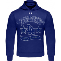 UA Hoody with LA Embroidery and Tackle Twill
