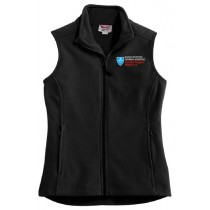 CCSC Women's Micro Fleece Vest