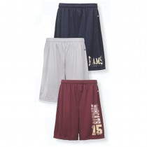 "B-Core All Sport 9"" Mens Short and 6"" Youth Short"