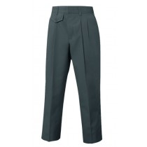 Juniors Pleated Pants- Elastic Back #7121RE