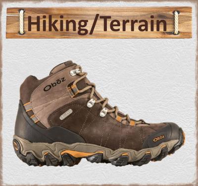 Category - Hiking/Terrain